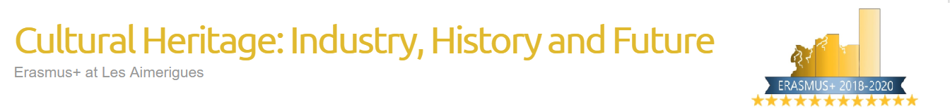 Cultural Heritage: Industry, History and Future
